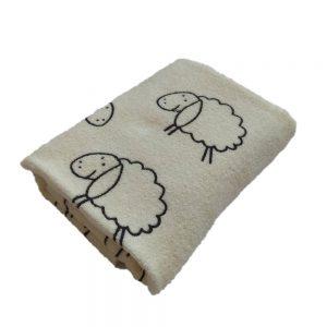 Кухненска кърпа с десен Агънца 3