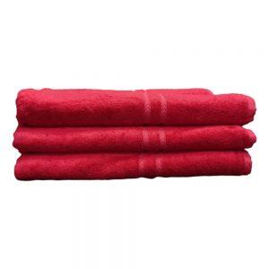 Кърпа 70 х 140 cm SOFT Червено