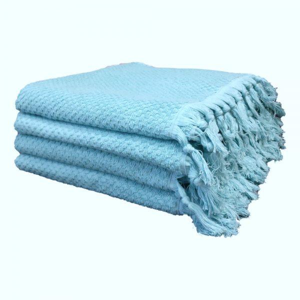 Кърпа Lux 70 х 140 cm Синьо